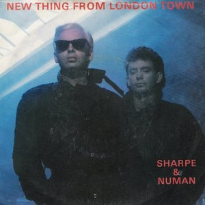 Image for 'Sharpe & Numan'