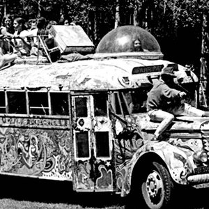 Image for 'Ken Kesey & The Merry Pranksters'