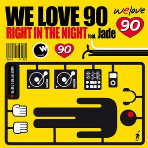 Image for 'WE LOVE 90 FEAT. JADE'