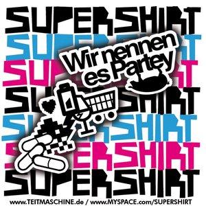 Bild für 'Die Fantastischen Vier vs. Supershirt'