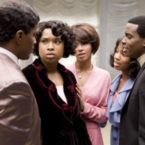 Image for 'Jamie Foxx, Jennifer Hudson, Beyoncé Knowles, Keith Robinson & Anika Noni Rose'