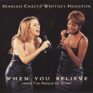 Image pour 'Whitney Houston & Mariah Carey'