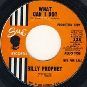 Image for 'Billy Prophet'