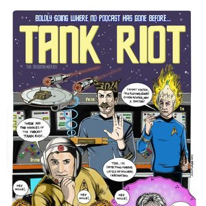 Image for 'Tank Riot'