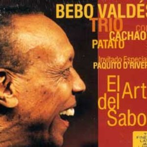 Image for 'Bebo Valdés Trio con Cachao y Patato'