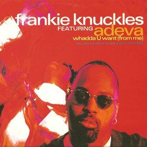 Image pour 'Frankie Knuckles Feat. Adeva'