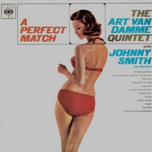 Image for 'Art Van Damme Quintet with Johnny Smith'