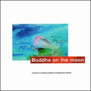 """Buddha on the moon""的封面"