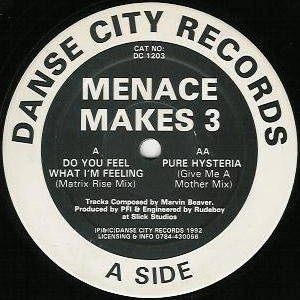 Image for 'Menace Makes 3'