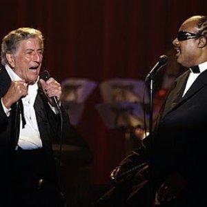 Image pour 'Tony Bennett & Stevie Wonder'