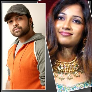 Image for 'Himesh Reshammiya & Shreya Ghoshal'