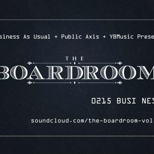 Image for 'The Boardroom'