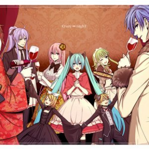 Image for 'Vocaloid Eight'