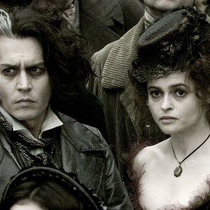 Image for 'Edward Sanders, Helena Bonham Carter and Johnny Depp'