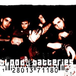 """Blood & Batteries""的封面"