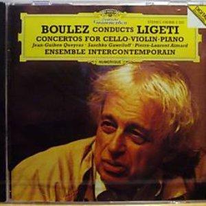 Image for 'Pierre-Laurent Aimard; Pierre Boulez: Ensemble InterContemporain'