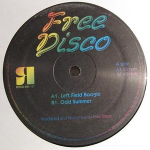 Image for 'Free Disco'