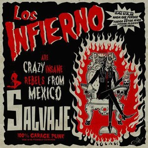 Image for 'Los Infierno'