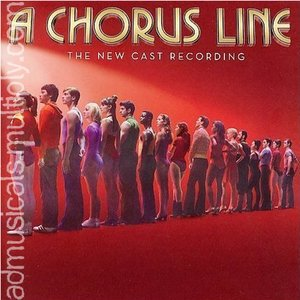 Image for 'A Chorus Line - The New Broadway Cast Recording (2006 Broadway Revival Cast)'