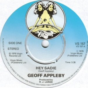 Image for 'Geoff Appleby'