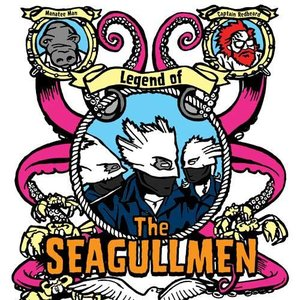 Image for 'Legend of the Seagullmen'