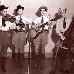 Image pour 'Bill Monroe and the Bluegrass Boys'