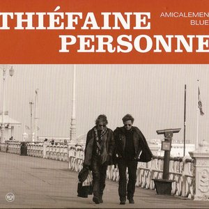 Image for 'Thiéfaine / Personne'