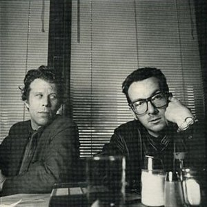 Image for 'Tom Waits & Elvis Costello'