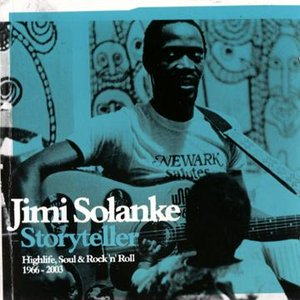 Image pour 'Jimmy Solanke & The Junkers'