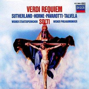 Image for 'Pavarotti, Sutherland, Horne, Talvela - Solti Vienna Philharmonic'