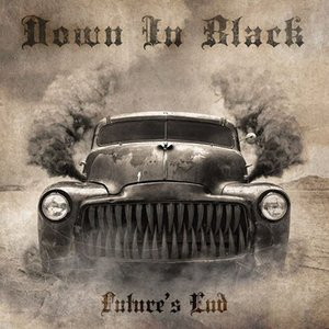 Image for 'DOWN IN BLACK'