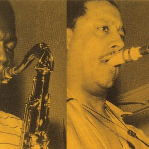 Image for 'John Coltrane & Paul Quinichette'