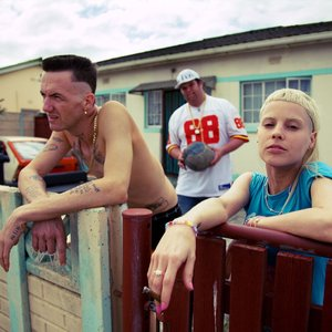 Image for 'Die Antwoord'