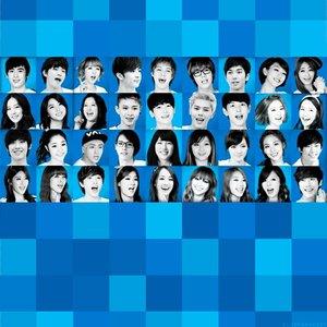 Image for 'Team SIII (2PM, Miss A, 씨스타, 엠블랙, 포미닛, 제국의 아이들, 나인뮤지스, 달샤벳, B1A4)'