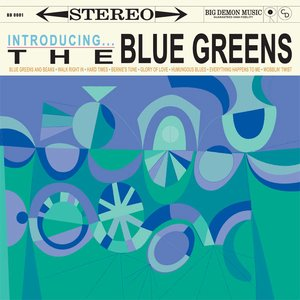 Image for 'The Blue Greens'