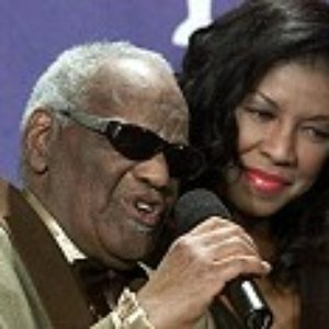Image for 'Ray Charles & Natalie Cole'