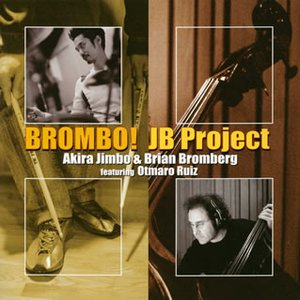 Image for 'Brian Bromberg & Akira Jimbo'