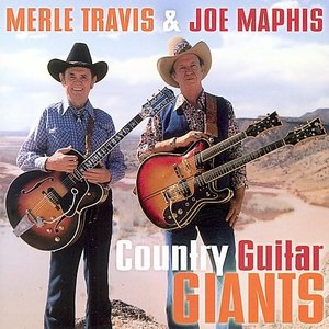 Immagine per 'Merle Travis & Joe Maphis'