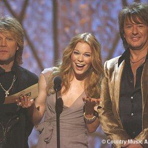 Image for 'Bon Jovi & LeAnn Rimes'