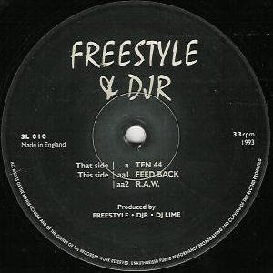 Image for 'Freestyle & DJR'
