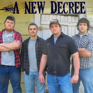 Image for 'A New Decree'