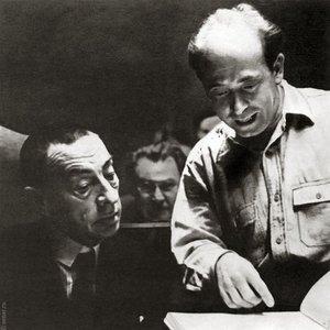 Image for 'Sergei Rachmaninov, Leopold Stokovsky, Eugene Ormandy, Philadelphia orchestra'