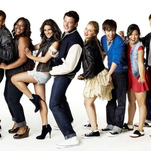 Image for 'Cory Monteith, Lea Michele, Amber Riley, Kevin McHale, Jenna Ushkowitz, Chris Colfer, Dianna Agron, Mark Salling'