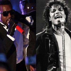 Image for 'Michael Jackson feat. Kanye West'