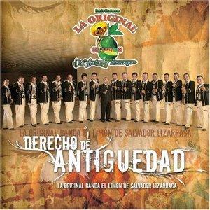 Image pour 'La Original Banda El Limón de Salvador Lizárraga'