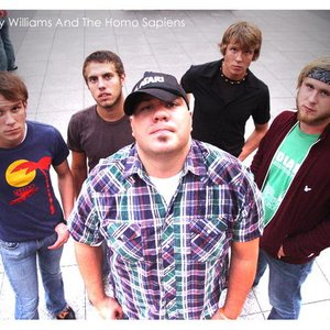 Image for 'jeremy williams and the homosapiens'