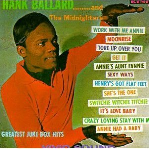 Image for 'Hank Ballard & The Midnight Lighters'