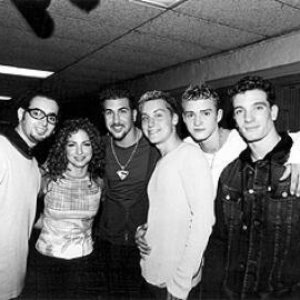Image for 'Gloria Estefan with *NSYNC'