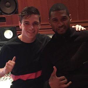 Image for 'Martin Garrix feat. Usher'