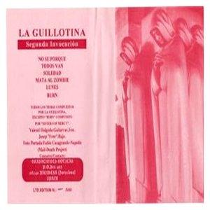 Image for 'La Guillotina'